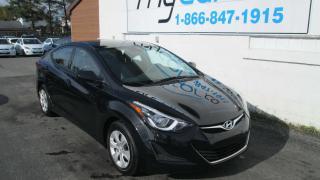Used 2016 Hyundai Elantra L+ for sale in Richmond, ON