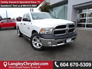 Used 2014 Dodge Ram 1500 ST *ACCIDENT FREE * LOCAL BC TRUCK * for sale in Surrey, BC