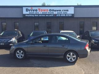 Used 2009 Honda Civic Sport for sale in Gloucester, ON