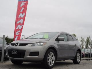 Used 2007 Mazda CX-7 GS / LOCAL VEHICLE / LOW MILEAGE/ FULL SERVICE for sale in Newmarket, ON