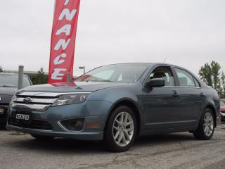 Used 2012 Ford Fusion SEL / LEATHER / POWER ROOF for sale in Newmarket, ON