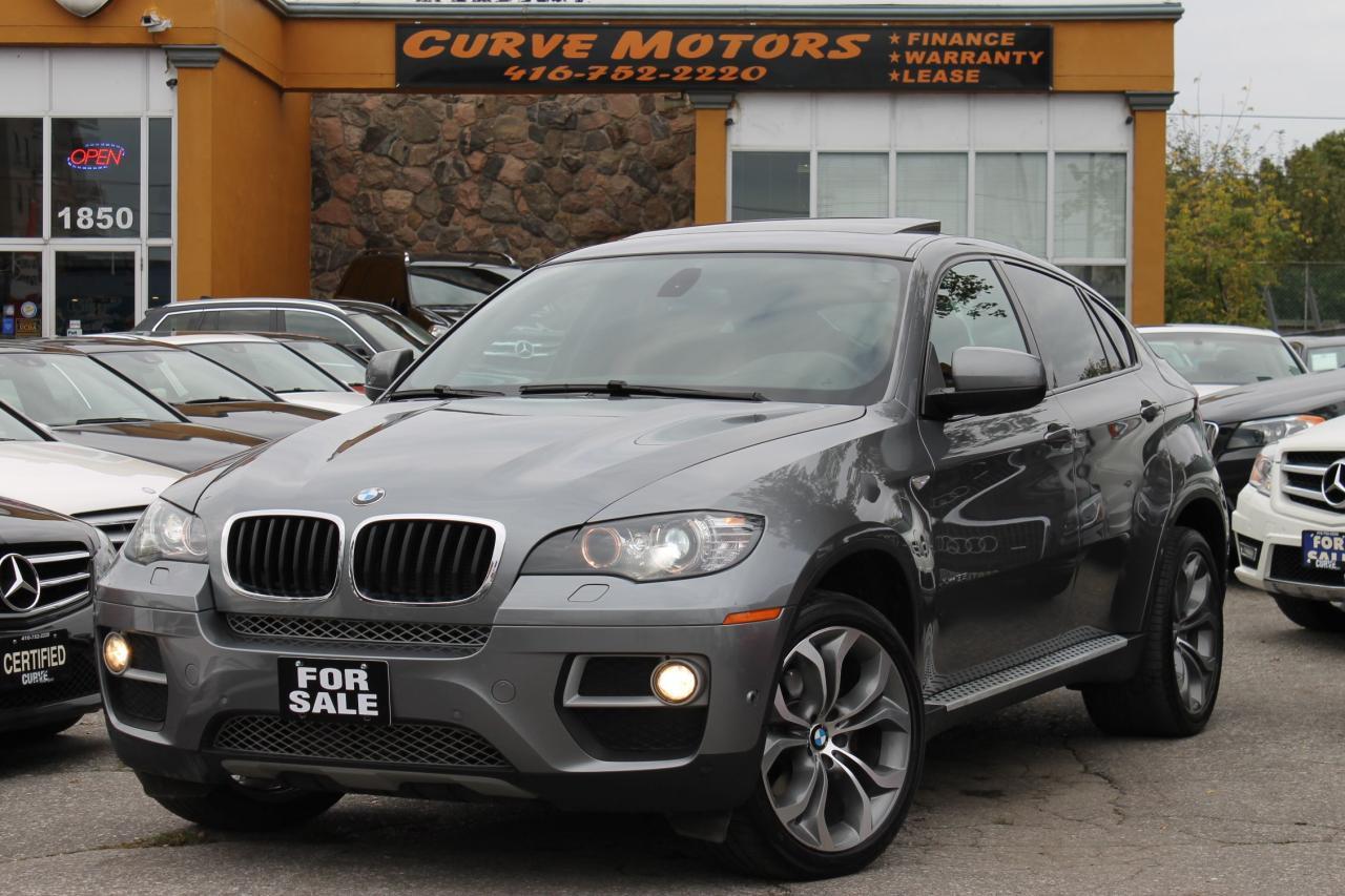 2014 BMW X6 xDrive35i M-SPORT **NAVI/360 CAM/PARK ASSIST/ROOF/
