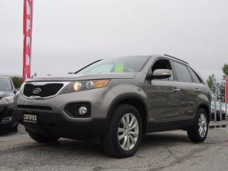 Used 2011 Kia Sorento EX AWD / LOCAL TORONTO CAR / SERVICE HISTORY for sale in Newmarket, ON
