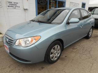 Used 2010 Hyundai Elantra for sale in Brantford, ON