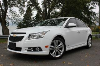 Used 2014 Chevrolet Cruze 2LT RS for sale in Oshawa, ON