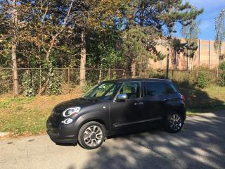 Used 2015 Fiat 500 500L Lounge for sale in Concord, ON