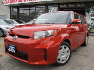 Used 2012 Scion xB ONE-OWNER for sale in Scarborough, ON