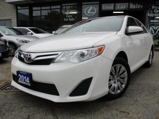 Used 2014 Toyota Camry LE-LE-BACK-UP-CAMERA-ONE-OWNER for sale in Scarborough, ON