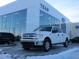 Used 2014 Ford F-150 XLT, ACCIDENT FREE, SYNC, AIR CONDITIONING, CRUISE, REAR CAMERA, ALUMINUM WHEELS, CLTH, 4X4 for sale in Edmonton, AB