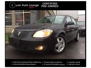Used 2010 Pontiac G5 SE - AUTO, SUNROOF, BLUETOOTH, REMOTE STARTER! for sale in Orleans, ON