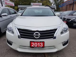 Used 2013 Nissan Altima 2.5 S NO ACCIDENTS PUSH START BLUETOOTH for sale in Brampton, ON