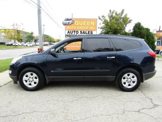 Used 2010 Chevrolet Traverse 7 Passenger   Low Kilometers for sale in North York, ON