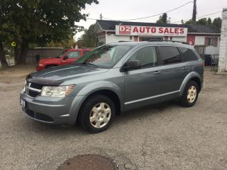Used 2010 Dodge Journey Automatic/Low KM/Accident Free/Certified for sale in Scarborough, ON