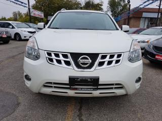Used 2013 Nissan Rogue S SPECIAL EDITION SUNROOF BLUETOOTH BACKUP SENSORS for sale in Brampton, ON