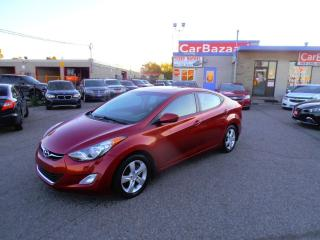 Used 2012 Hyundai Elantra GLS for sale in Brampton, ON
