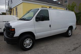 Used 2012 Ford E350 1 TON NO WINDOWS ,FULLY LOADED, ACCESORIES for sale in Woodbridge, ON