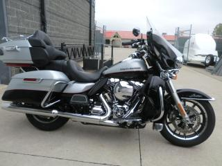 Used 2015 Harley-Davidson Touring FLHTK ULTRA LIMITED for sale in Blenheim, ON