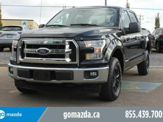Used 2017 Ford F-150 XLT 4X4 POWER OPTIONS SHORT BOX ACCIDENT FREE for sale in Edmonton, AB