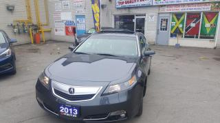 Used 2013 Acura TL Advance for sale in Scarborough, ON
