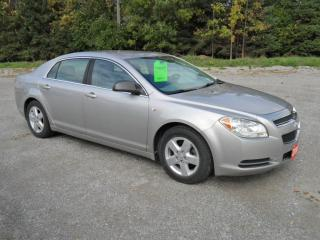 Used 2008 Chevrolet Malibu LS for sale in Beaverton, ON