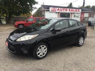 Used 2012 Ford Fiesta SE/Sunroof/1.6L Gas Saver/Certified for sale in Scarborough, ON