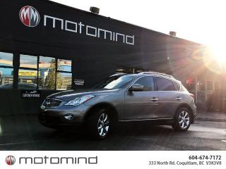Used 2008 Infiniti EX35 AWD Journey for sale in Coquitlam, BC