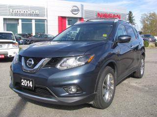 Used 2014 Nissan Rogue SL for sale in Timmins, ON