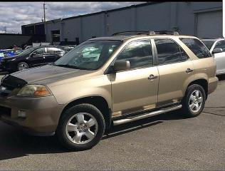 Used 2006 Acura MDX 7 passenger, Leather for sale in Scarborough, ON