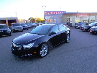 Used 2014 Chevrolet Cruze 2LT W RS PKG LTHR for sale in Brampton, ON