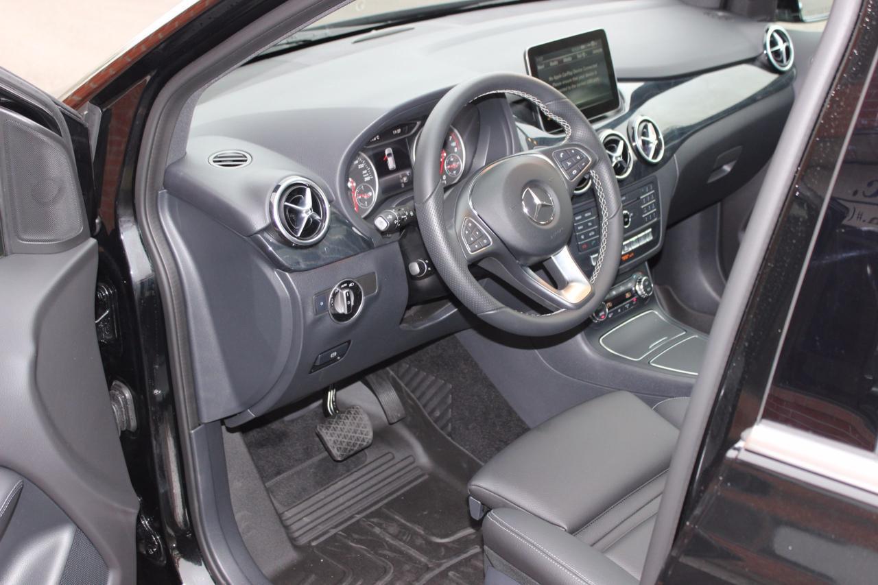 2018 Mercedes-Benz B250