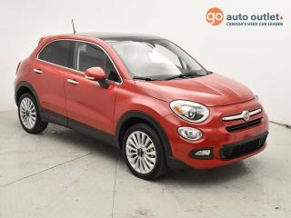 Used 2016 Fiat 500X Lounge for sale in Edmonton, AB