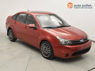 Used 2011 Ford Focus SES for sale in Edmonton, AB