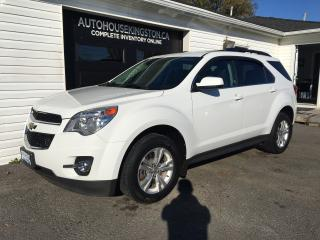 Used 2011 Chevrolet Equinox 2LT for sale in Kingston, ON