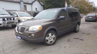 Used 2008 Pontiac Montana w/1SB for sale in Cambridge, ON