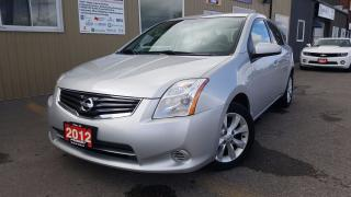 Used 2012 Nissan Sentra 2.0 S-SPOILER-ALLOY WHEELS for sale in Tilbury, ON