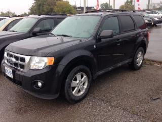 Used 2011 Ford Escape XLT for sale in Oshawa, ON