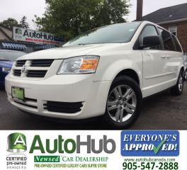 Used 2010 Dodge Caravan SE for sale in Hamilton, ON