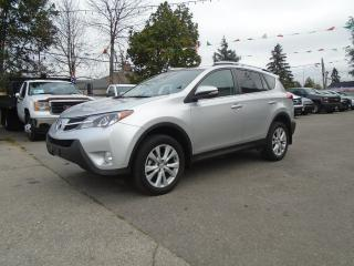 Used 2014 Toyota RAV4 LIMITED  for sale in North York, ON