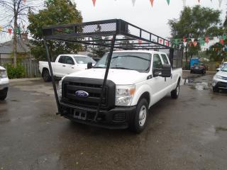 Used 2011 Ford F-250 XL CREW LONG BOX for sale in North York, ON