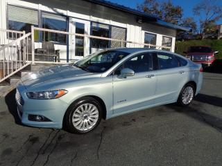 Used 2014 Ford Fusion SE Hybrid for sale in Halifax, NS