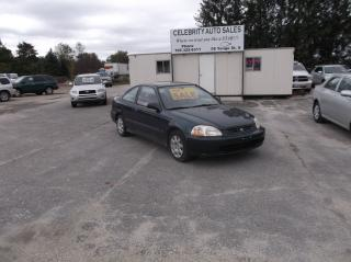 Used 1998 Honda Civic DX for sale in Elmvale, ON