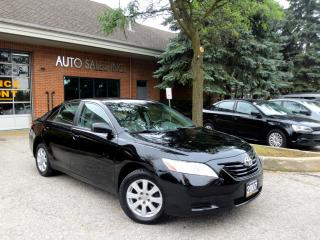 Used 2007 Toyota Camry LE,Great Condition,CERTIFIED for sale in Concord, ON
