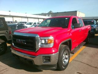 Used 2014 GMC Sierra 1500 CREW CAB / 4X4 / NO PAYMENTS FOR 6 MONTHS !! for sale in Tilbury, ON