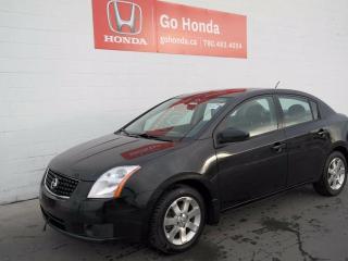 Used 2008 Nissan Sentra 2.0 SL, SEDAN, AUTO for sale in Edmonton, AB