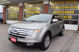 Used 2008 Ford Edge Limited AWD for sale in Oakville, ON