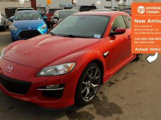Used 2009 Mazda RX-8 GT - LEATHER, SUNROOF for sale in Edmonton, AB
