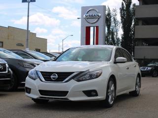 Used 2017 Nissan Altima Service Loaner 3.5 SL for sale in Edmonton, AB