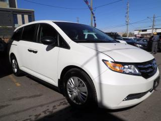Used 2015 Honda Odyssey LX for sale in Brampton, ON