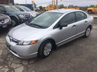 Used 2007 Honda Civic DX-G for sale in Hornby, ON