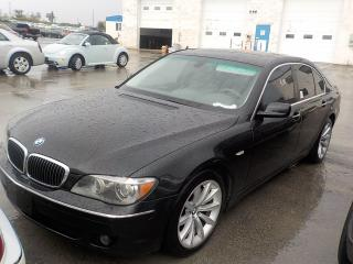 Used 2008 BMW 750i for sale in Innisfil, ON
